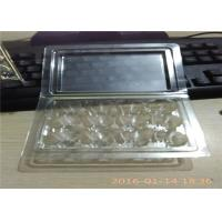 Popular Recyclable Plastic Quail Egg Trays Small Package , 6-30 Cells Hole