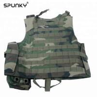 China Military Grade Paintball Tactical Vest For Outside Training Hunting Gaming on sale