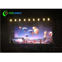 P2.5 P3.91 P4.81mm Led Panels For Stage Music Live Show Background Indoor 250X250mm