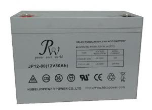 China Maintenance Free Sealed Lead Acid Golf Cart Batteries 12V Low Self Discharge Rate on sale