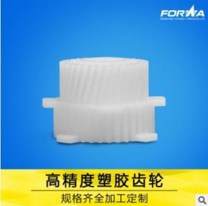 China Electronics Plastic Gear Moulding excellent abradability low water absorption on sale