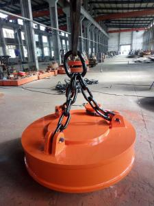 China DC 220V Electromagnetic Lifting Device High Frequency For Crane Machine on sale