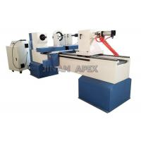 High End Automatic CNC Wood Turning Lathe Machine For Baseball Bat And Chair Legs