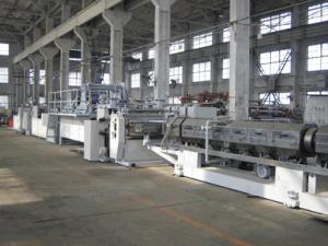 China sistema de la cadena de producción compuesta de aluminio del panel on sale