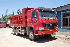 China original sino truck howo 6x4 heavy duty dump truck on sale