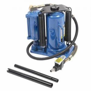 China Ram Saddle 12 Ton Air Hydraulic Bottle Jack Manual Lifting on sale