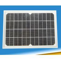 China High Capacity Emergency Telephone Solar Panel 360 X 250 X 20mm on sale