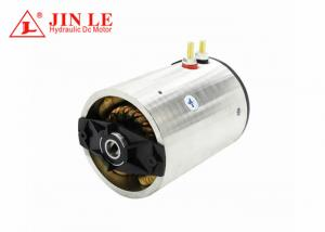 Quality Customized Forklift 12V Starter Motor 2500 High RPM Double Winding Technology for sale
