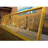 China Powder Coated Green Wire Mesh Fence Agricultural Electro Hot Dips Galvanizing on sale