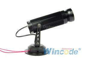 China Static Logos Cree Led Door Projector Lights 12W Color Optional For Wedding IP44 on sale