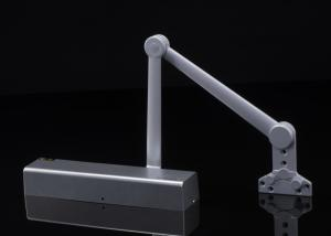China Parallel Hold Open Arm Door Closer , Surface Mounted Delayed Action Door Closer on sale