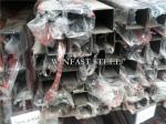 Tubulação de aço inoxidável lustrada soldada ERW dos SS da tubulação para a janela da segurança