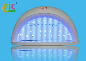 China 84 Watt UV Manicure Light Gel Drying and Skin Care 2 In 1 LED Manicure Lamp with 42 LEDs supplier