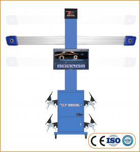 China Factory direct sales 3D car wheel alignment machine with free update T288 for garage shop on sale