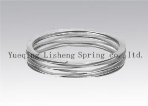 Quality C Series Stainless Steel Multi Turn Wave Springs - Inch Shim ends for sale