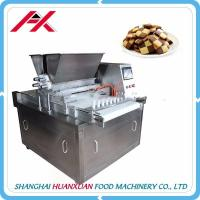 China PLC Control Commercial Fortune Cookie Depositor Machine Rotary Roller Mould on sale