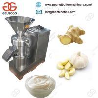 Ginger Garlic Paste Making Machine/Peanut Butter Making Machin/Tomato Paste Making Machine