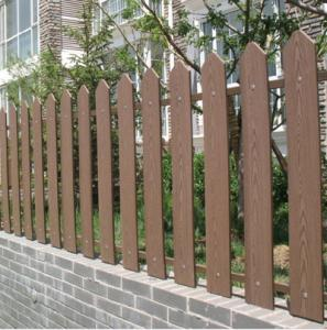 China wpc guardrail on sale