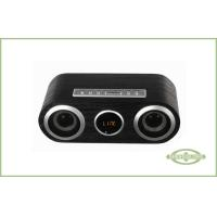China 5V DC Cable Portable Wood Speaker 3 Hours Playback 3.5 Audio Cable on sale
