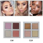 High End Sparkly Highlighter Makeup 37G Weight For Private Label