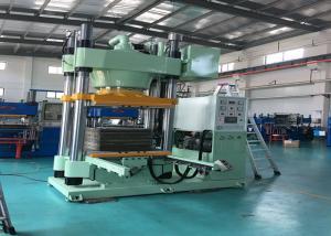 China 4RT Silicone Vacuum Compression Molding Machine , 100 Ton Vacuum Press Machine on sale