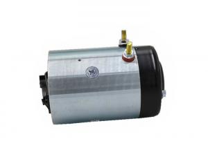 China 24 Volt Hydraulic DC Motor , 2200w Wheel Motors For Electric Cars With Carbon Brush on sale