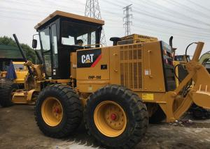 China 15000KG Weight Used CAT Motor Grader 140K Construction Machine 2016 Year model on sale