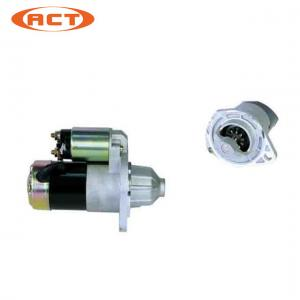 China PC30 / 40 Auto Engine Parts 12V Excavator Starter Motor 12960877010 12969877010 on sale