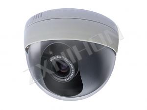 China 6.5''  Plastic 420TVL Dome Camera With Sony / Sharp CCD, 4 - 9mm Manual Zoom Lens on sale