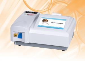 China Pathological Analysis Equipments 7 inch Color LCD , Touch screen XY3002B1 Semi-automatic chemistry analyzer on sale