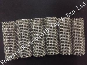 Aluminium / Mild Steel Wire Mesh Filter Round Shape Stainless Steel ...