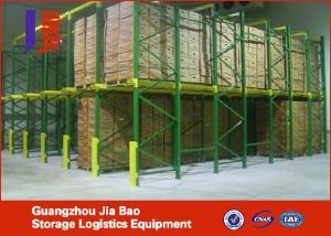 China Adjustable Steel Shelving Storage Rack Drive In Racking System For Warehouse on sale
