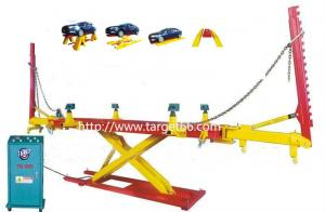 China car bench / portable car body collision repair bench  TG-900 on sale