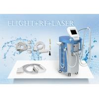 Multifunction E-light RF ND Yag Hair Removal Wrinkle Removal Tattoo Removal Machine