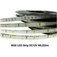 China 5630 DC 12v Led Strip Lights High Brightness Coloured Led Strip Lights on sale