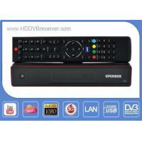 China Original Openbox Z5 PVR Strong Satellite Receiver Support 3G Dongle on sale