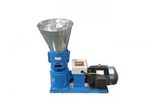 China KL120 home small farm use small poultry feed pellet mills machine with gasoline motor on sale