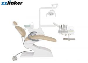 China Portable Dental Chair Unit , Dental Treatment Unit Multi function Foot Switch on sale