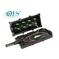 China 1X8 FTTH Nap Fiber Optic Distribution Box With 16 Mini SC Optitap ODVA on sale