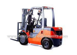 China FY30 Gasoline / LPG forklift , 3000mm Lift Height Counterbalance Forklift Truck on sale