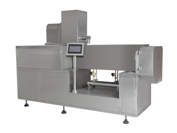 30KW Puffy Pet Snack Food Extrusion Machine, Twin Screw