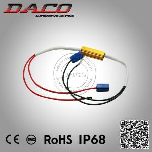 China H1 H3 Led Resistor with Single Wire LED Decoder Error Free on sale