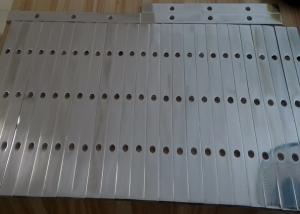 China 6mm Purge Test Rectangle Target Plate Steam Blowing on sale