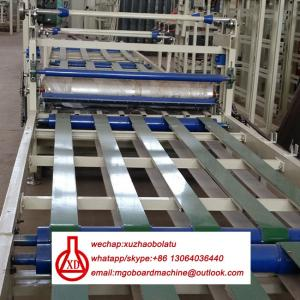 China Lightweight Fireproof Construction Material Making Machinery Wall Panel Equipment on sale