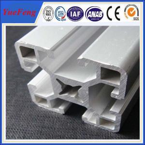 China T Slot 4040 Series Industrial Aluminum Profile 4040 Extrusion aluminum framing wholesale