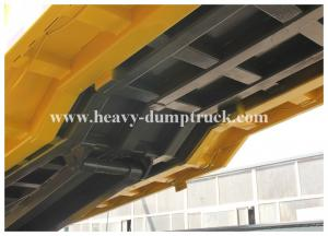 China 100 Tons Heavy Duty Semi Trailer Truck with 3 axles for Construction Transportation on sale