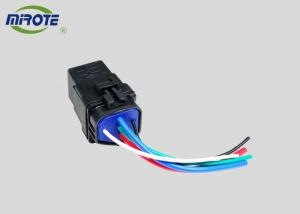 China Waterproof , 5 Pin Automotive Relay With Socket Wire Harness 39160-02400  Car Air Conditioner Relay on sale