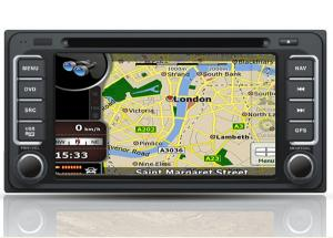 China GPS RDS BT AUX RADIO iPod Car Multimedia & Navigation System 6.95 Inch on sale