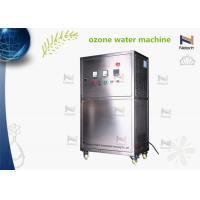 China 110V 1800liter 2400liter/Hr Water Ozone Generator For Water Bottling Treatment on sale