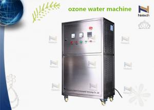 China 110V 1800liter 2400liter/Hr Water Ozone Generator For Water Bottling Treatment on sale